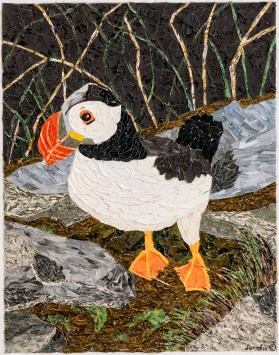 Puffin - SOLD