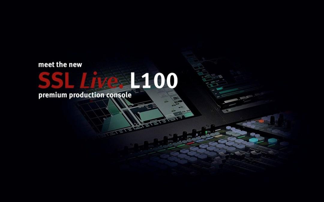 SSL Live L100