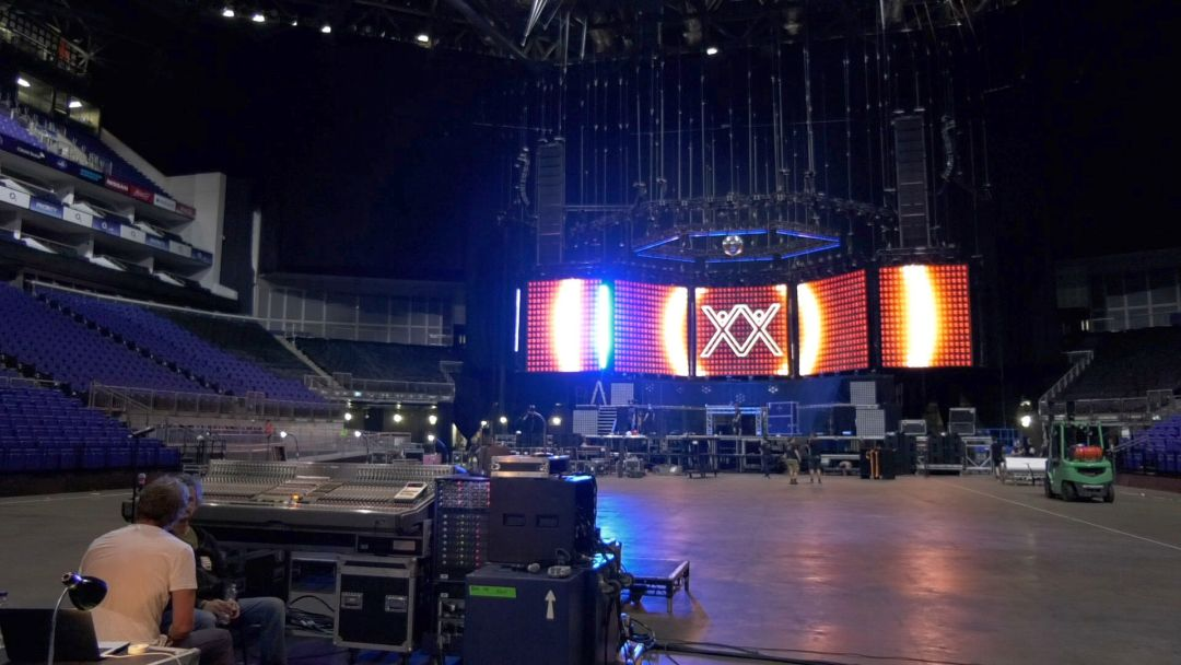 K-array Firenze at the O2 for Bros 3