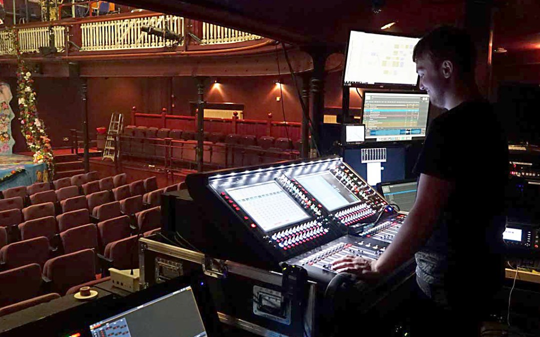 K-ARRAY Provides an Invisible Solution for Romeo and Juliet at LIPA