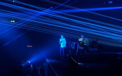 Underworld creates sound immersive experience at Wembley with Astro Spatial Audio and Clair Global