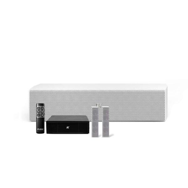 K-ARRAY AZIMUT KAMUT2L small audio system white