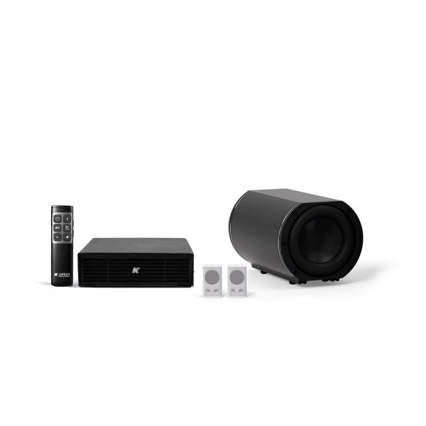 K-ARRAY AZIMUT KAMUT2L1 Discreet audio system white