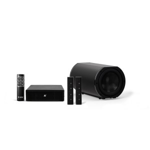 K-ARRAY AZIMUT KAMUT2L14 Discreet audio solution black