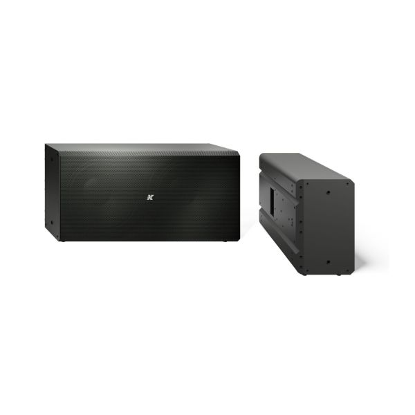 K-array Rumble KU212 subwoofer black