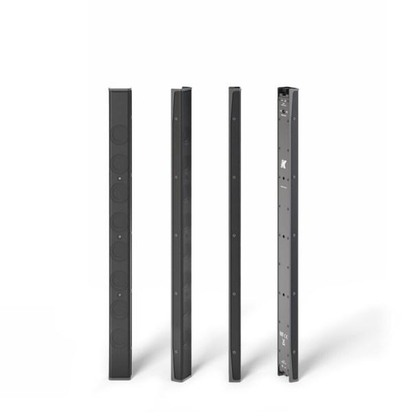 K-ARRAY Vyper KV52 Ultra-flat Passive Speaker Black