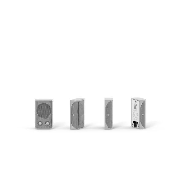 K-ARRAY Lyzard KZ1 ultra-miniature aluminum line array element steel