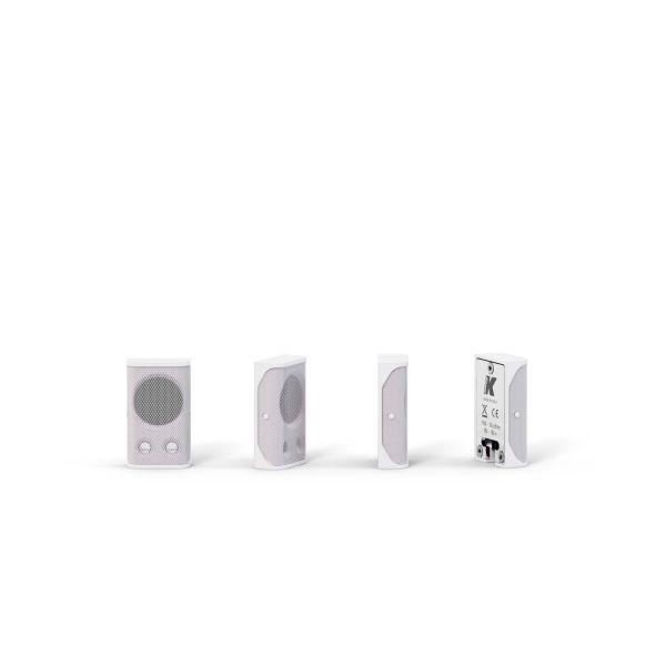 K-ARRAY Lyzard KZ1 ultra-miniature aluminum line array element white
