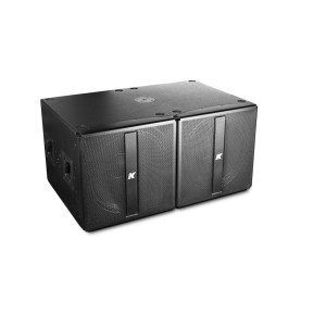 K-ARRAY Thunder KMT218 2x 18 subwoofer front view
