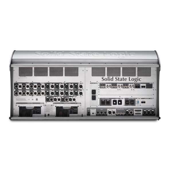 Solid State Logic Live-L350_Rear-Panel