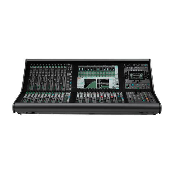 Solid State Logic Live-L550-FRONT