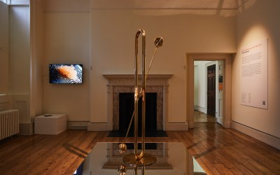 Multi-sensory installation at London 2021 Biennale enhanced by K-array loudspeakers