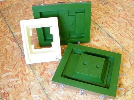 Форма для улья, пресс-формы для ульев, пресс-форма для литья дна улья, формы для 10-рамочных ульев.