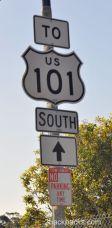 (San Francisco > San Diego) - US 101 Highway