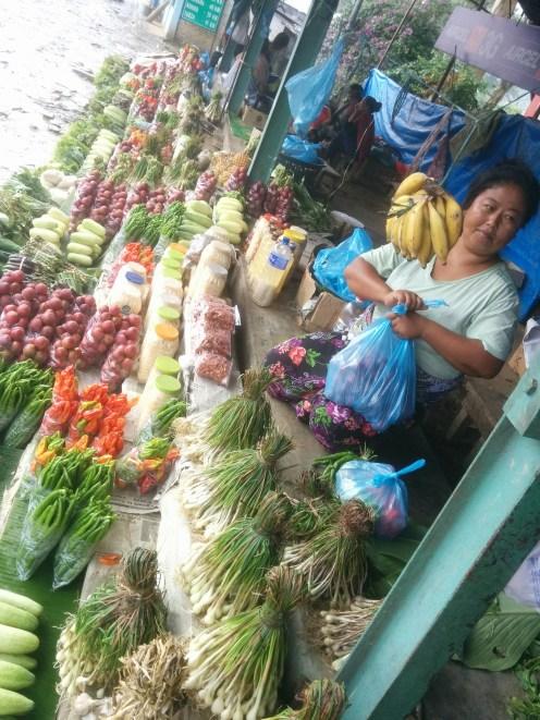 Vegetable Market, Piphema