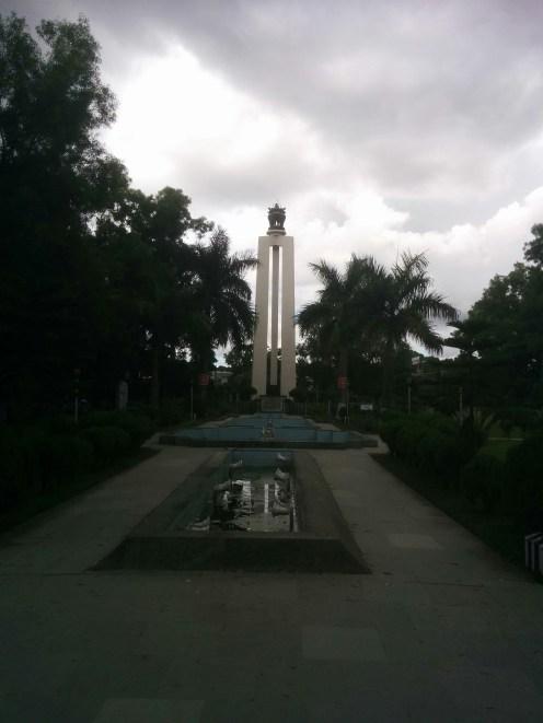 Shaheed Minar, Imphal