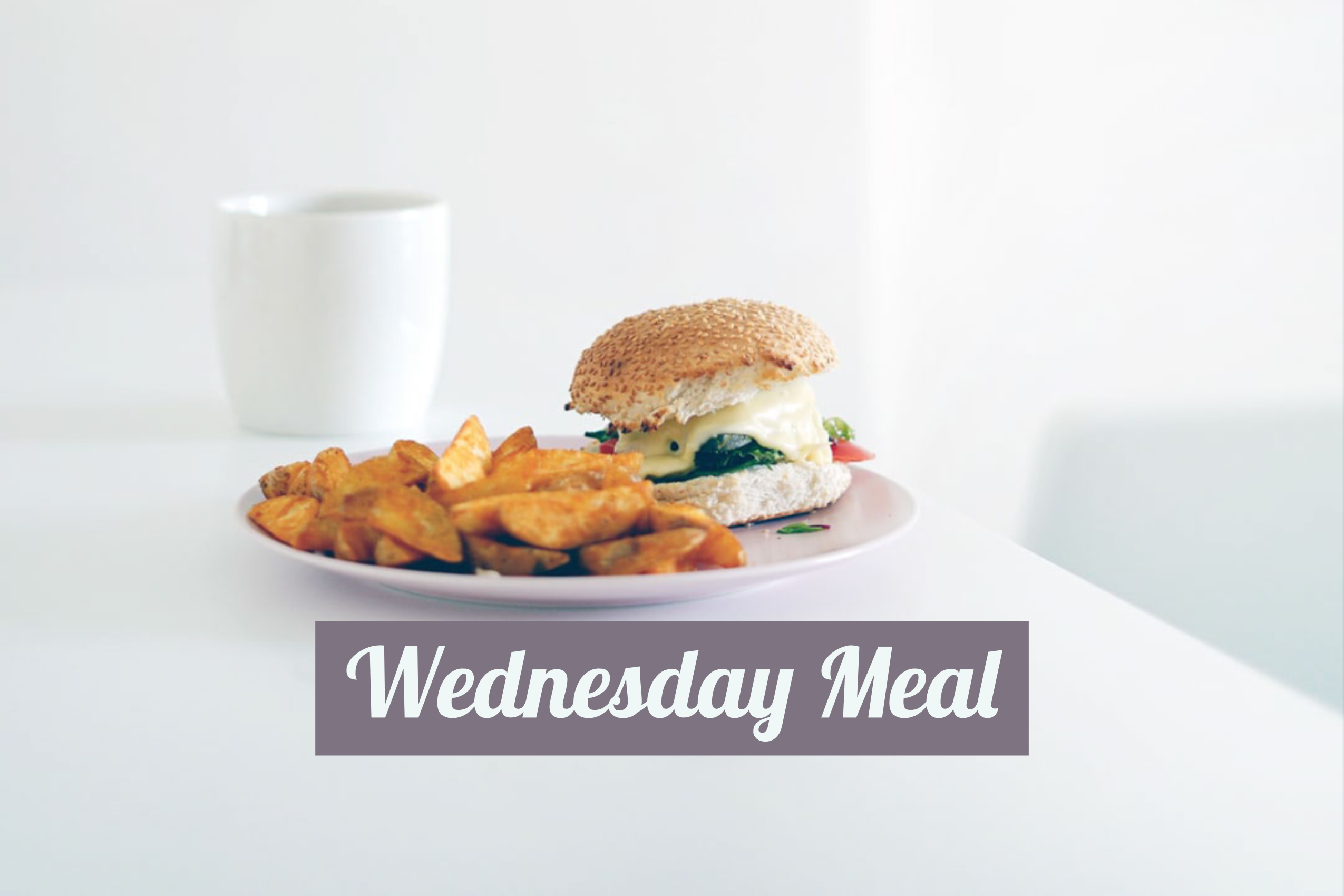 Wednesday Meal