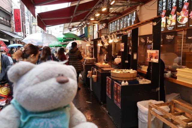 IMG 0038 1024x683 12 days of Japan Travels: Tsukiji Fish Market, Ippudo Ramen & Akihabara Tokyo Day 11!