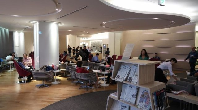 Best Priority Pass Lounge Narita Airport - KAL Lounge