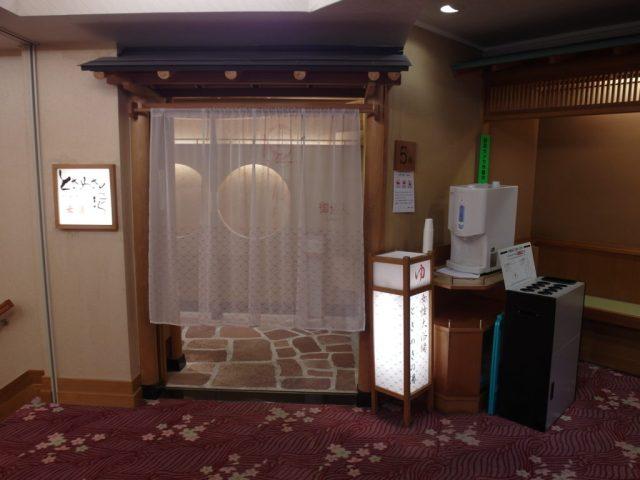 Konansou Mount Fuji Hotel Hot Spring for women at Level 5
