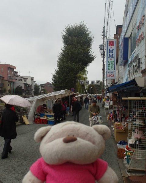 Miyagawa Takayama Morning Market (宫川朝市)