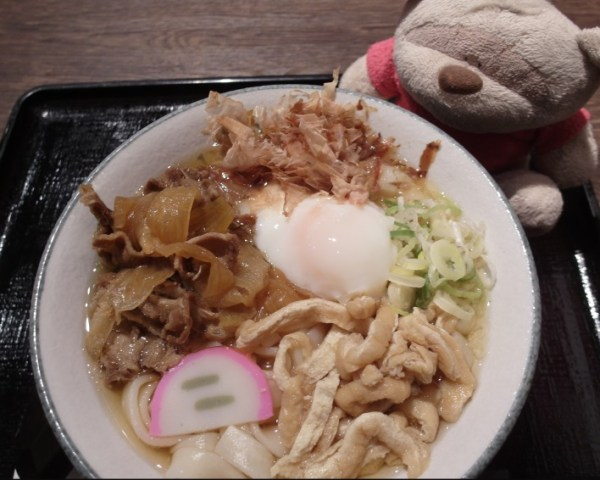 Kishimen Nagoya Specialty
