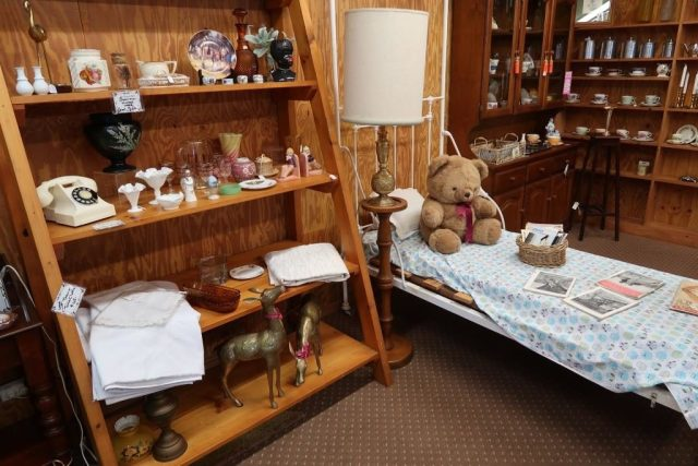 Unique accessories sold at Flaxton Barn