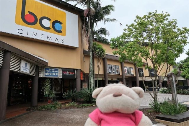 BCC Cinemas Noosa Heads (Expensive Tickets at $18! :O)