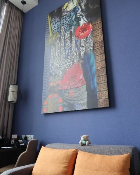 IMG 1247 e1524652684311 683x1024 Mercure Singapore Bugis Staycation: Executive Loft Room Review!