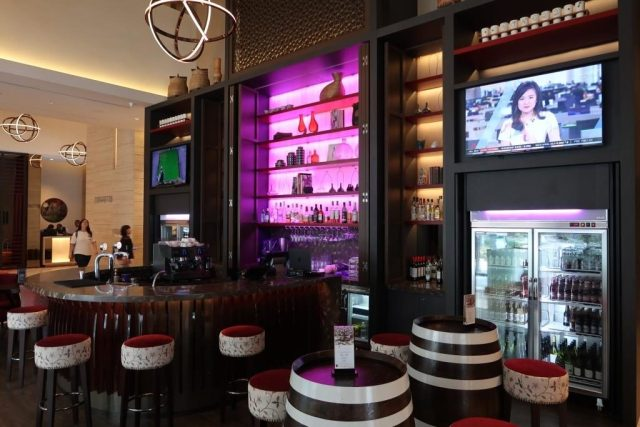 Bar of Mercure Singapore Bugis