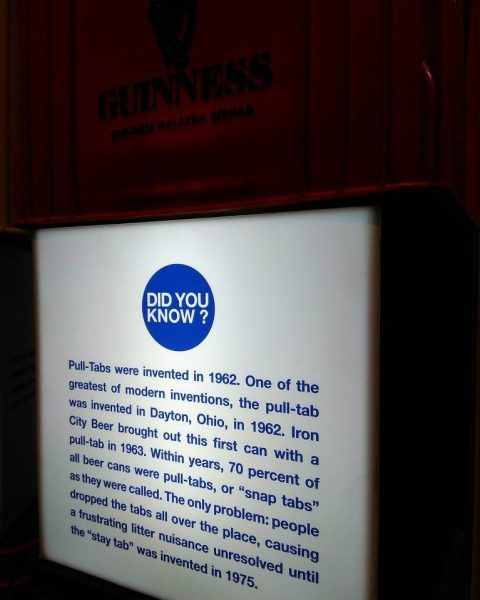 History of Beer Pull-Taps