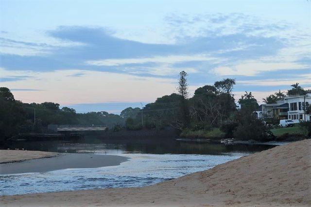 Swamp Creek Moffat Beach Queensland
