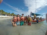Snorkelling, Akumal