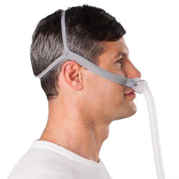 resmed airfit p10 nasal pillows cpap bipap mask with headgear fitpack s m l