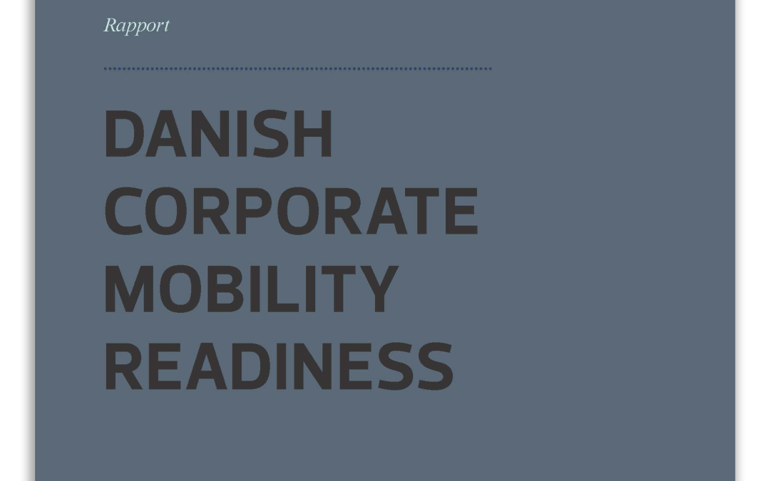 Danish Corporate Mobility Readiness report