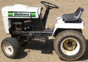 Bolens G14 Garden Tractor  Garden Ftempo