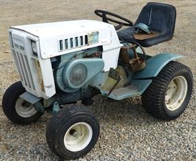 Sears Suburban SS15 Tractor Briggs Stratton 325431 15hp