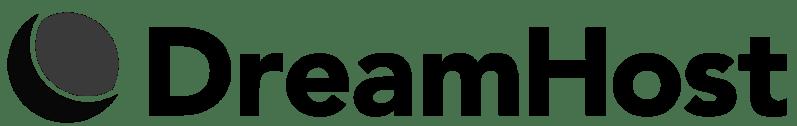 Dreamhost logo text