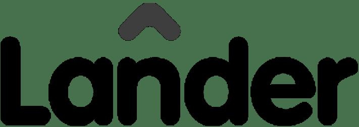 Lander logo