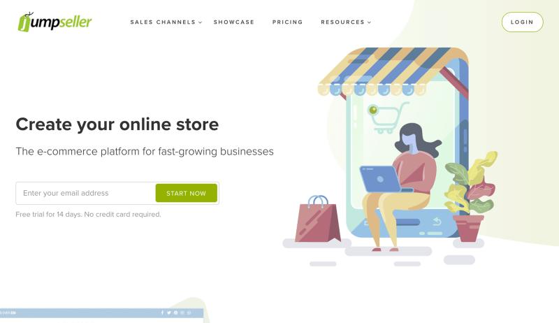 JumpSeller Online Store Builder