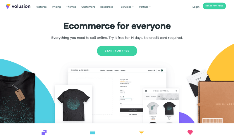 Ecommerce Websites with Volusion