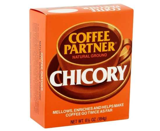 Coffee Partner Natural Ground Chicory Coffee
