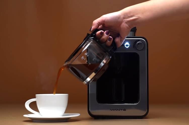 Vianté Mini Grinder Coffee Maker