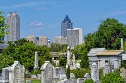 Oakland Cemetery and Atlanta