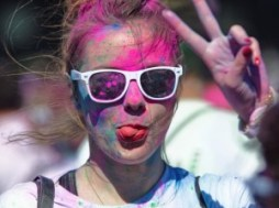 Paris: 5th edition of Color Run
