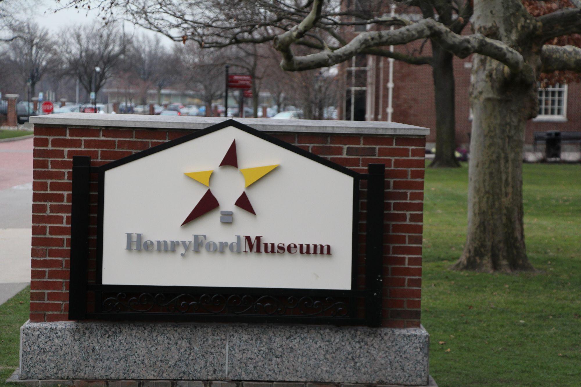 Museu henry ford muito al m dos carros a hist ria for Casa moderna lego