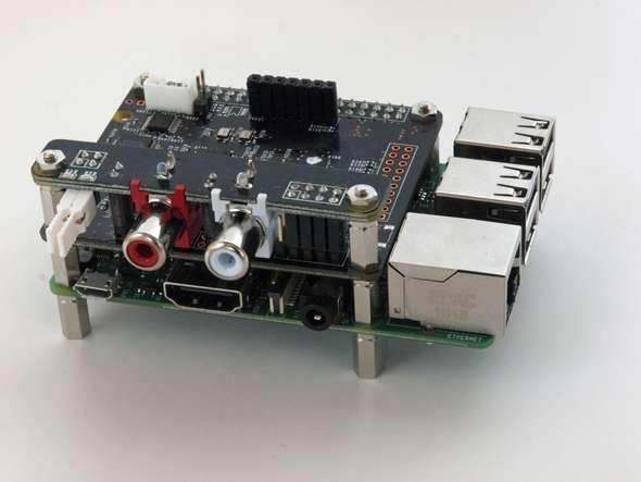 アナログサウンドをラズパイ3から。車載ハイレゾシステム構想