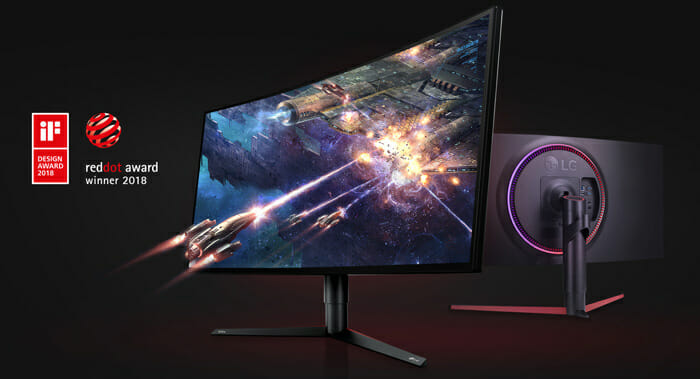 【34GK950G 】FF14などMMORPGに最適な高スペック34インチウルトラワイドモニター【LG Nano-IPS】