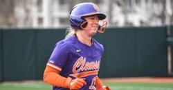 Clemson's softball sweeps doubleheader over Phoenix