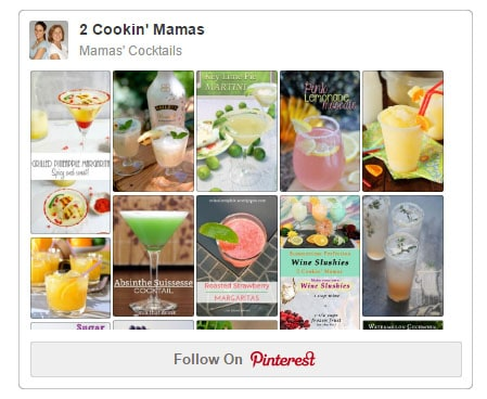 Mamas Cocktails Pinterest board